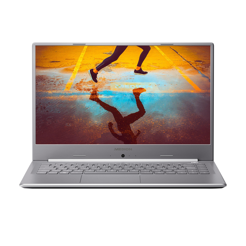 MEDION® AKOYA® S6445, Intel® Core™ i5-8265U, Windows10Home, 39,5 cm (15,6'') FHD Display, 512 GB PCIe SSD, 8 GB RAM, Notebook