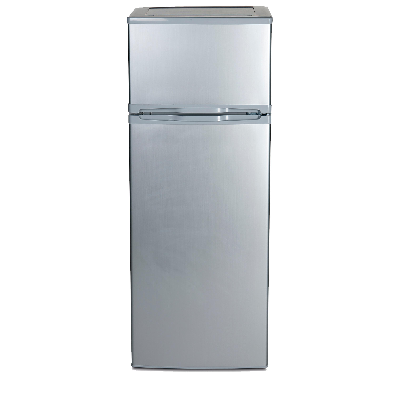 MEDION® Kühl-Gefrierkombination MD 37100, 212 Liter Gesamt-Nutzinhalt (172L Kühlteil & 40L Gefrierteil), automatische Abtaufunktion