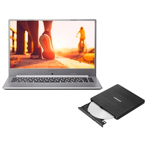 MEDION® AKOYA® P15647, Intel® Core™ i5-10210U, Windows 10 Home, 39,6 cm (15,6'') FHD Display, MX250, 1 TB HDD, 8 GB RAM, Notebook + ext. DVD Brenner