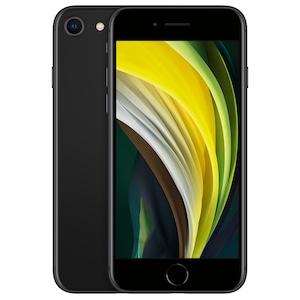 APPLE iPhone SE 2020 64 GB, schwarz