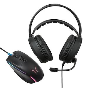 MEDION® ERAZER® X81035 Gaming Maus + X83009 Gaming Headset - ARTIKELSET