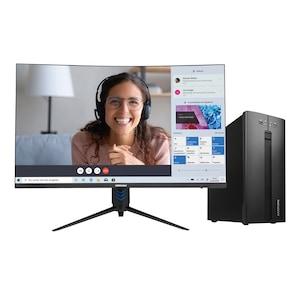 MEDION® AKOYA® P66088 Multimedia PC +  AKOYA® P53292 31,5'' LED-Backlight Curved Monitor - ARTIKELSET