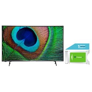 MEDION® LIFE® X15031 125,7 cm (50'') Ultra HD Smart-TV Android TV + DVB-T 2 HD Modul (1 Monat freenet TV gratis) - ARTIKELSET