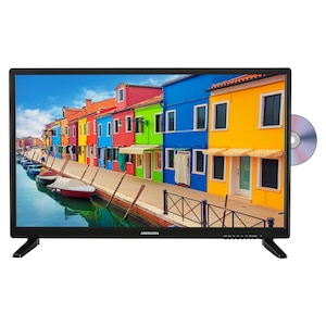 MEDION® LIFE® E12837 LCD TV | 27.5 inch | HD Triple Tuner | DVD-player | Media-player | CI+
