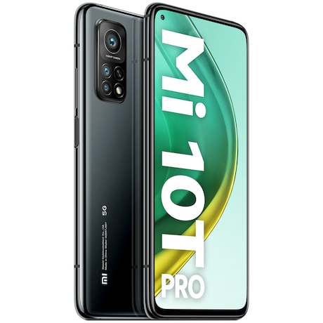 XIAOMI Mi 10T Pro 256 GB, cosmic black