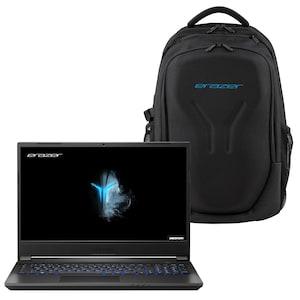 MEDION® ERAZER® P15609, Intel® Core™ i7-9750H, Windows10Home, 39,6 cm (15,6'') FHD Display, GTX 1650, 512 GB SSD, 1 TB HDD, Core Gaming Notebook inkl. X89044 Gaming-Rucksack