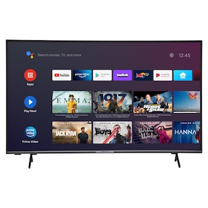 MEDION® LIFE® X14320 Android™ Smart-TV, 108 cm (43'') Ultra HD Smart-TV, HDR, Micro Dimming, PVR ready, Netflix, Amazon Prime Video, Bluetooth®, HD Triple Tuner, CI+
