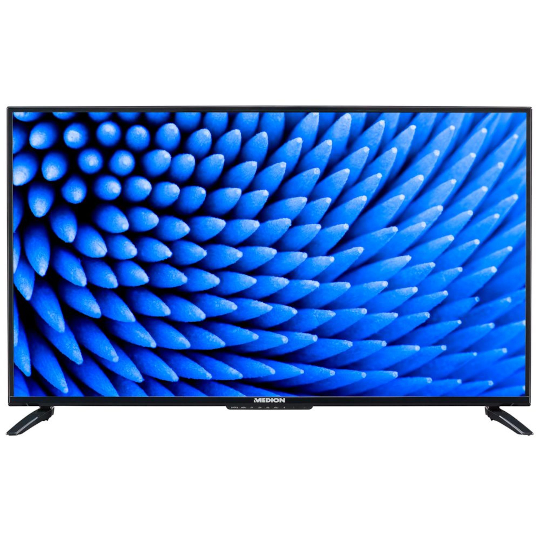 MEDION® LIFE® E14013 TV, 100,3 cm (40''), Full HD, HD Triple Tuner, integrierter Mediaplayer, CI+