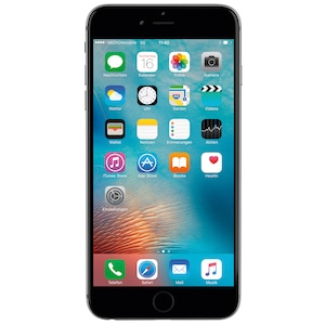 APPLE iPhone 6s Plus Smartphone, 13,94 cm (5,5'') Retina HD Display, 128 GB Speicher, A9 Chip, LTE, generalüberholt