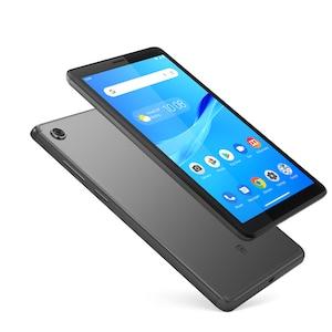 "LENOVO Tab M7, 17,78 cm (7"") HD Display, Android™ 9, 16 GB Speicher, 1 GB RAM, Quad-Core-Prozessor, 2 MP Rück- und Frontkamera, LTE"
