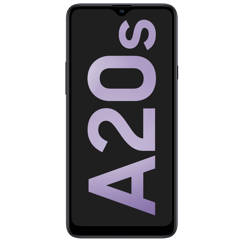 SAMSUNG Galaxy A20s, prism crush black