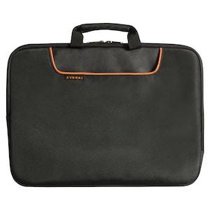EVERKI 808 Sleeve laptoptas | voor apparaten tot 17,3'' | memory foam vulling | vilten binnenkant | duurzame ritsen