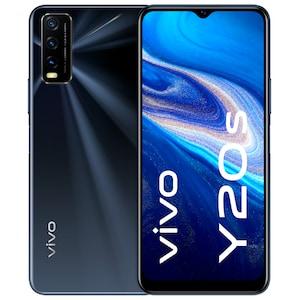 VIVO Y20s 128 GB, obsidian black