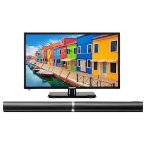 MEDION® BundelDEAL ! LIFE E12443 23 inch LCD-TV met DVD player & P61202 Bluetooth 2.0 soundbar