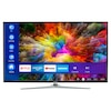 MEDION® LIFE® X15010 Smart-TV, 125,7 cm (50'') Ultra HD Display, HDR, HLG, Dolby Vision™, Micro Dimming, MEMC, PVR ready, Netflix, Amazon Prime Video, Bluetooth®, DTS HD, HD Triple Tuner, CI+