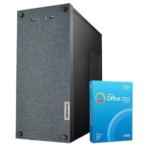 MEDION® AKOYA® E66017, Intel® Core™ i5-10400F, Windows10Home, GT 1030, 512 GB SSD, 8 GB RAM, Multimedia PC, inkl. SoftMaker Office Standard 2021