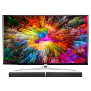 MEDION® LIFE® X14330 Smart-TV, 108 cm (43'') Ultra HD Display + Soundbar E64058 - ARTIKELSET