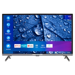 MEDION® LIFE® P13225 Smart-TV | 80 cm (31,5 pouces) | Ecran Full HD | HDR | DTS Sound | PVR ready | Bluetooth® | Netflix | Amazon Prime Video