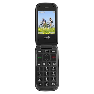 DORO Phone Easy® 613 Mobiltelefon, 6,1 cm (2,4) Display, Telefonbuch mit 300 Speicherplätzen, Bluetooth® 3.0 (B-Ware)