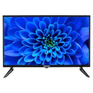 MEDION® LIFE® E12462 LCD-TV | 59,9 cm (23,6 pouces) | Full HD | HD Triple Tuner | Car-Adapter | Lecteur multimédia intégré | CI+