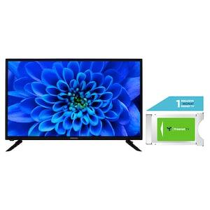 MEDION® LIFE® E13282 80 cm (31,5'') HD TV + DVB-T 2 HD Modul (1 Monat freenet TV gratis) - ARTIKELSET