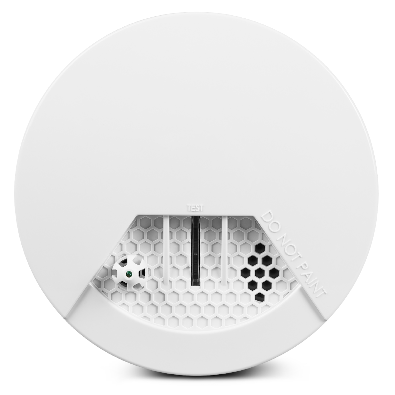 MEDION® Smart Home Rauchmelder P85706, nimmt Rauch wahr, als Sirene einsetzbar