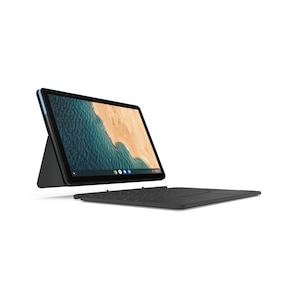 LENOVO IdeaPad™ Duet Chromebook, MediaTek Helio P60T Octa-Core Prozessor, Chrome OS, 25,7 cm (10,1) FHD Touch-Display, 128 GB Flash, 4 GB RAM, Chromebook