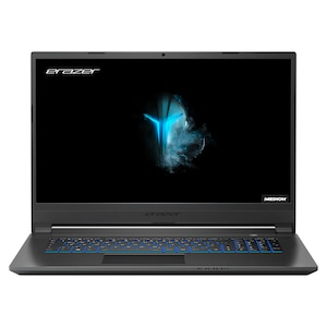 MEDION® ERAZER P17613 Gaming Laptop | Intel Core i7 | Windows 10 Home | GeForce GTX 1650 | 17,3 inch Full HD | 16 GB RAM | 512 GB SSD | 1 TB HDD