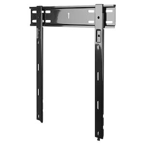 WENTRONIC TV EasyFix Invisible L Wandhalterung, für TVs von 66 cm-147 cm (26''-58''), max. Traglast 40 kg