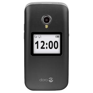 DORO 2424 Mobiltelefon mit 6,1 cm (2,4) Farbdisplay, extra große Tasten, geeignet für Schwerhörige