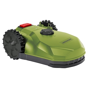MEDION® Robot Grasmaaier MD 19727 | 400 m² bereik | 45 Min. looptijd | Automatische terugkeer naar het laadstation