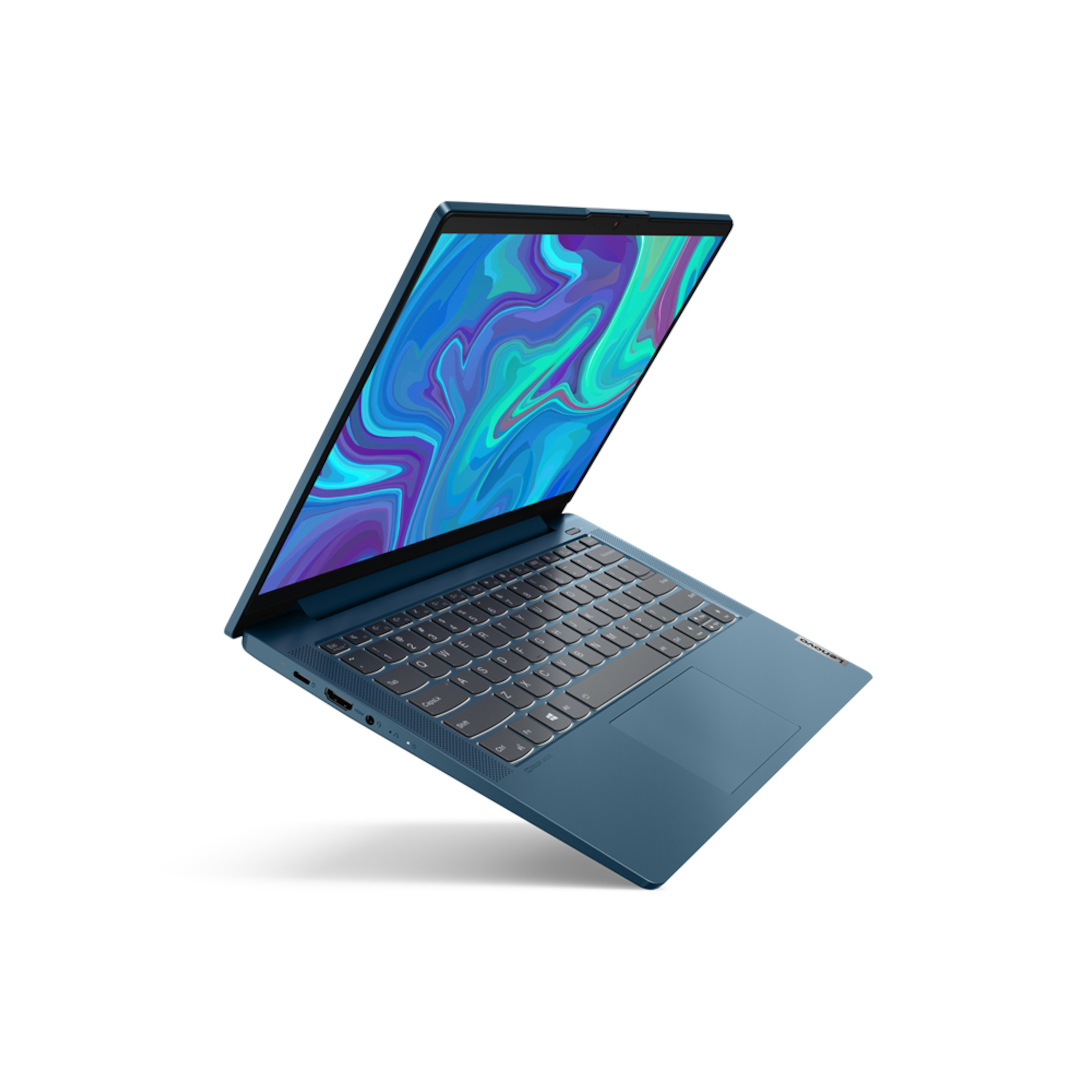 LENOVO IdeaPad™ 5 14IIL05, Intel® Core™ i5-1035G1, Windows 10 Home (S Modus), 35,5 cm (14) FHD Display, 512 GB PCIe SSD, 8 GB RAM, Notebook