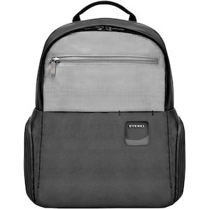 EVERKI ContemPRO Commuter Laptop-Rucksack, für Laptops bis 15,6'' und iPad/Pro/Kindle/Tablet, geräumige und bestens organisierte Fächer, multifunktionale Seitenfächer mit Flaschenhalterung