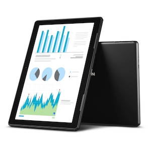 "MEDION® LIFETAB® E10713 Tablet, 25,5 cm (10"") FHD Display, Betriebssystem Android™ 10, 64 GB Speicher, 3 GB RAM, Quad-Core-Prozessor, LTE"