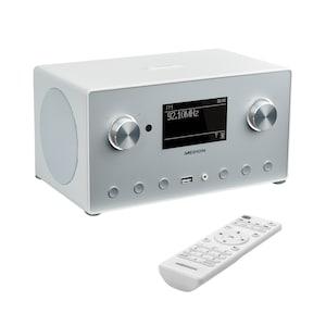MEDION® DAB+ Radio LIFE P85166 | USB / MP3 player | WiFi | 2 x 7,5 Watt | Stereo systeem | Spotify connectie