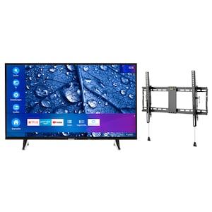MEDION® BundelDEAL ! LIFE® P14026 39 inch Smart-TV & GOOBAY Pro TILT (L) Muurbevestiging (tot 70 Inch)