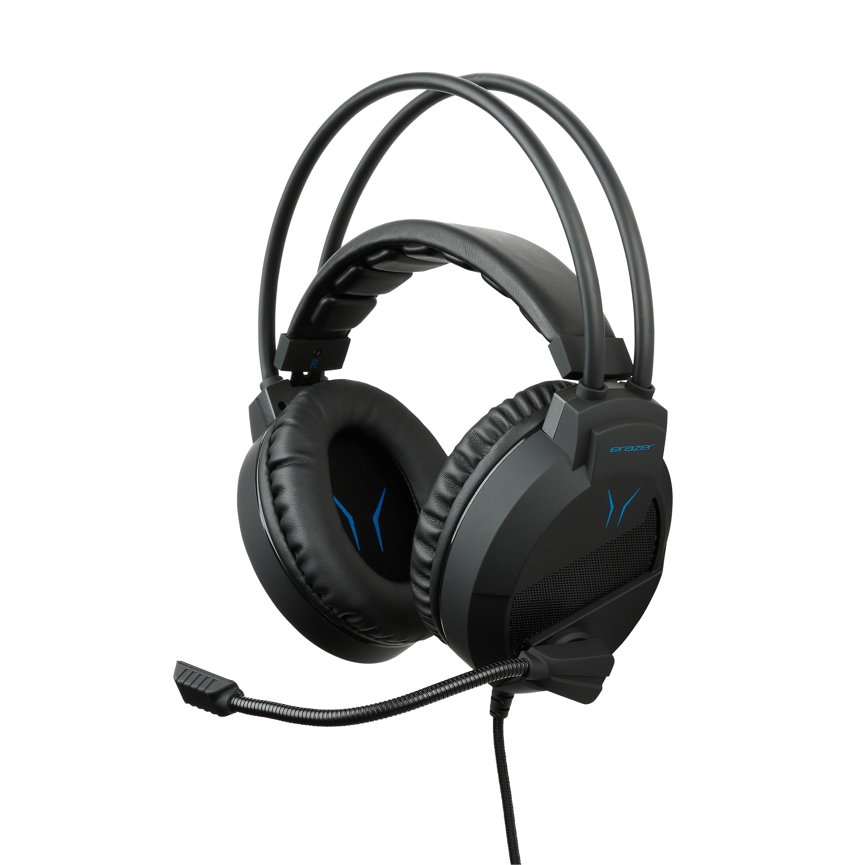 MEDION® ERAZER X83009 Gaming Headset | Superieure geluids kwaliteit | Krachtige bas | Ingebouwde Microfoon | Over-oor ontwerp