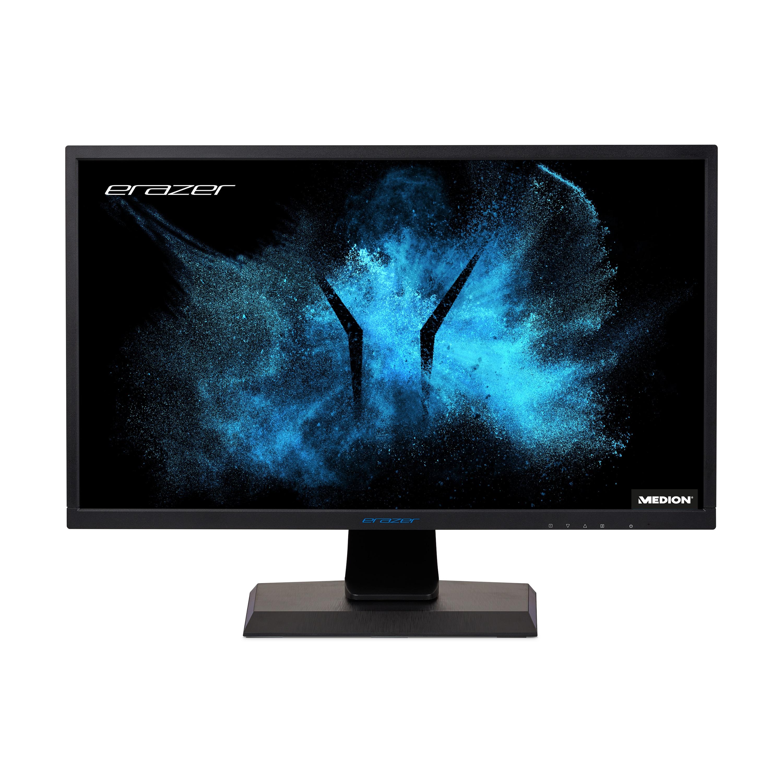 MEDION® ERAZER X52424 | 24,5 Inch Gaming Monitor | Full HD | 240 Hz | HDMI | DisplayPort