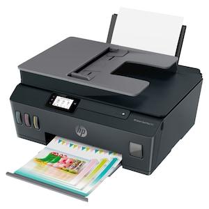 HP Smart Tank Plus 655 Wireless All-in-One Tintenstrahldrucker, Drucken, Kopieren, Scannen, Wireless und Faxen, extrem niedrige Druckkosten