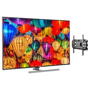 MEDION® LIFE® S15502 Smart-TV, 138,8 cm (55'') Ultra HD Display + Wandhalterung - ARTIKELSET