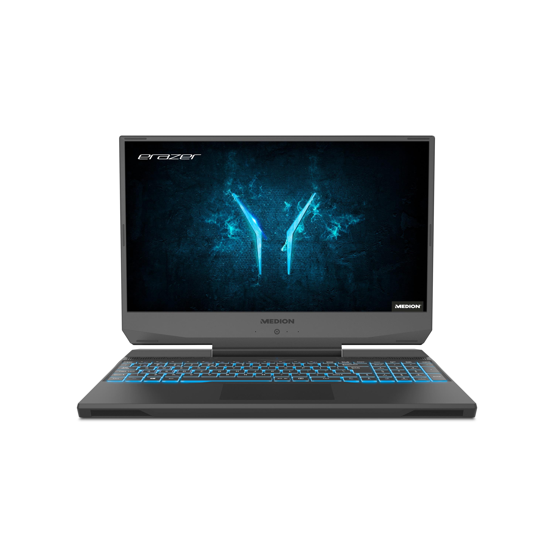 MEDION® ERAZER Deputy P10 Portable Gaming | Intel Core i7 | Windows10Famille | GeForce RTX 2060 | 15,6 pouces Full HD | 16 Go RAM | 512 Go SSD
