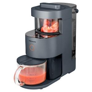MEDION® Suppenkocher MD 19725, Mixen und Kochen in Einem, 9 Automatikprogramme, 11 Geschwindigkeitsstufen, 1 L Kapazität
