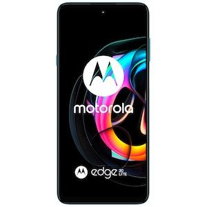 MOTOROLA edge 20 lite Smartphone, 17 cm (6,7) FHD+ Display, Betriebssystem Android™ 11, 128 GB Speicher, 8 GB Arbeitsspeicher, Octa-Core Prozessor (2,0 GHz), 5G