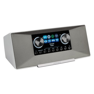 MEDION® DAB+ Internet Radio LIFE P85289 | WiFi | DLNA | LAN | Spotify®-Connect | 2 x 6 W RMS | MP3 speler