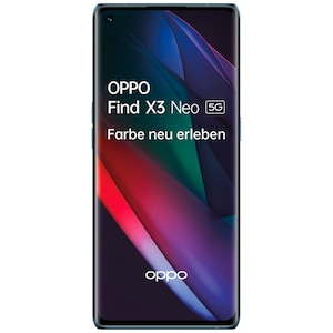 OPPO Find X3 Neo 256 GB, starlight black