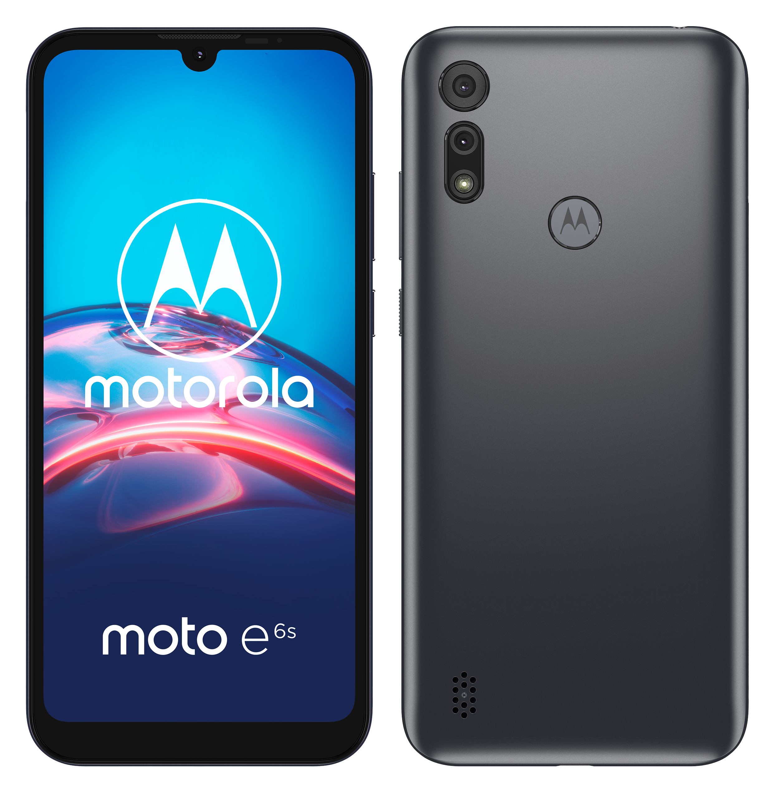 MOTOROLA Moto e6s, 15,5 cm (6,1''), HD+ Display, Android™ 9 Pie, 32 GB Speicher, 2 GB RAM, Octa-Core Prozessor, Dual-SIM, LTE