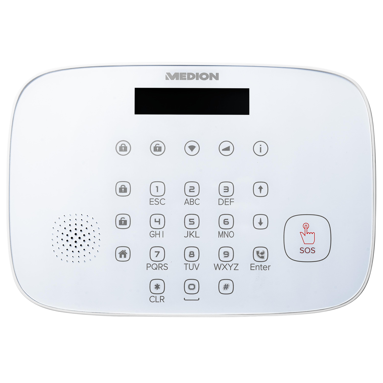 MEDION® Smart Home Sicherheitsset P85773
