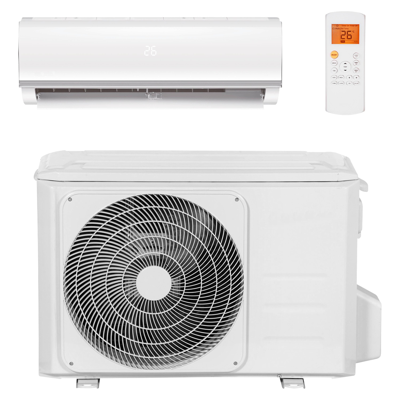 COMFEE Split-Klimaanlage MD 10192, Kühlen, heizen, entfeuchten & ventilieren, umweltfreundliches Kältemittel R32, Fernbedienung, Timer, App, Alexa, Kühlleistung 11.000 BTU / 3,2 kW, Energieeffizenzklasse: Kühlen A++/Heizen A+