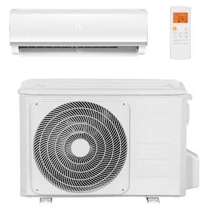 COMFEE Split-Klimaanlage MD 10192, Kühlen, heizen, entfeuchten und ventilieren, umweltfreundliches Kältemittel R32, Fernbedienung, Timer, App, Alexa, inkl. vollständiges Installationsset, Energieeffizenzklasse: Kühlen A++/Heizen A+
