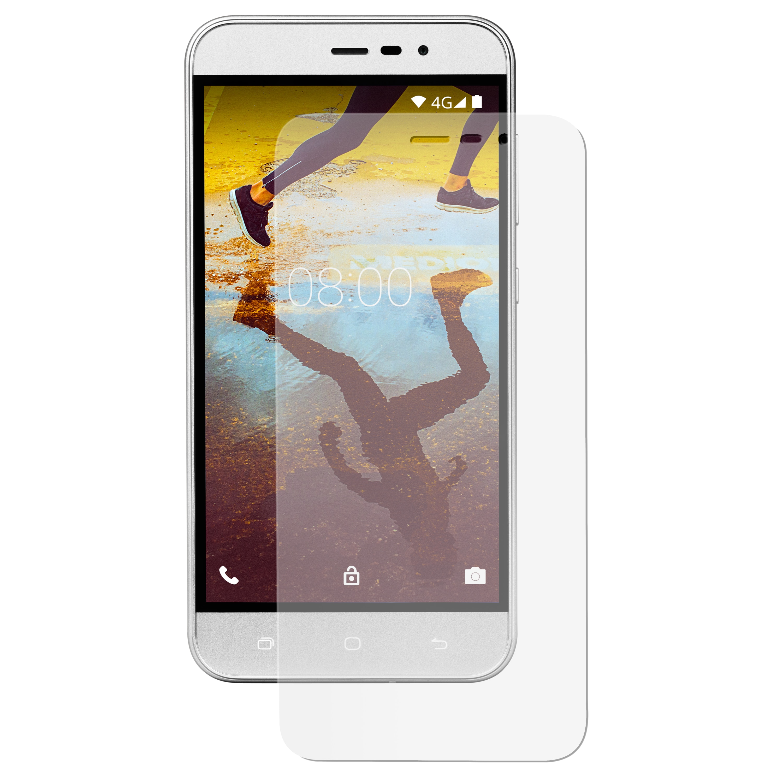 MEDION® Screen protector set voor Smartphone E5006 & P5006 | Tegen krassen | Bescherming